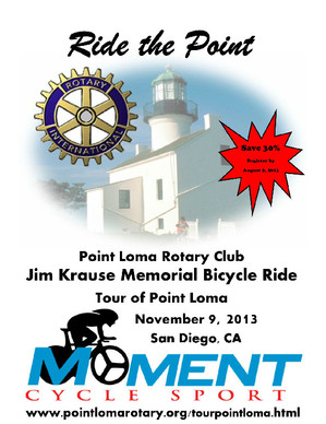 Ride the Point Flyer